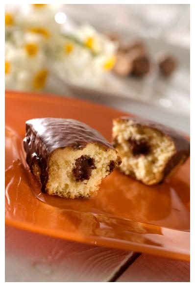 کیک شکلاتی آشنا