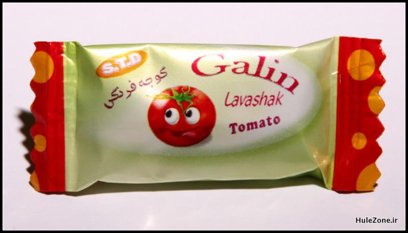 لواشک گوجه فرنگی گلین