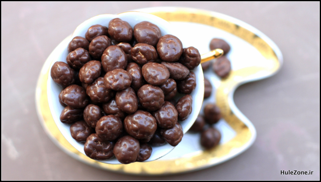 دراژه شکلاتی بیسکویتی باراکا - هولهزون