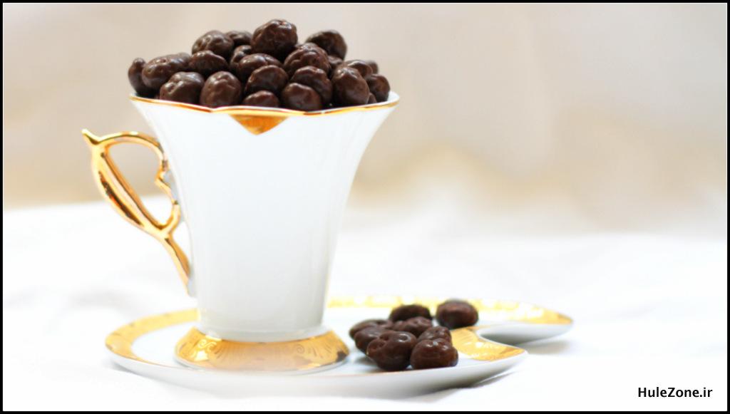 دراژه شکلاتی بیسکویتی باراکا